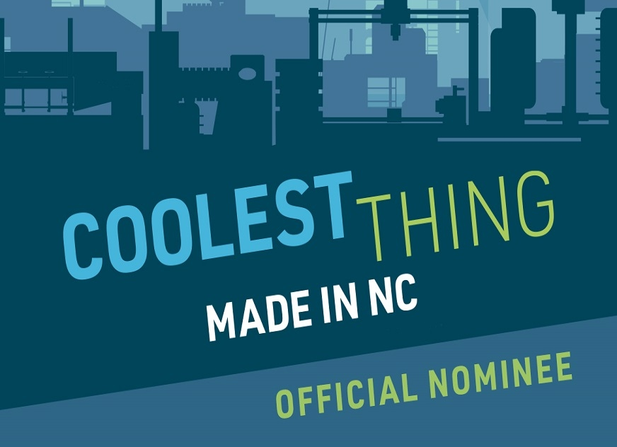 HURST Jaws of Life® Nominated for Coolest Thing Made in NC Contest