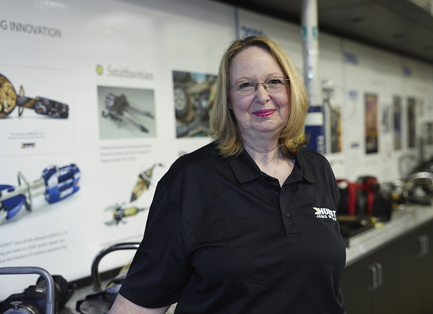 Behind the Tools: Deborah Allen