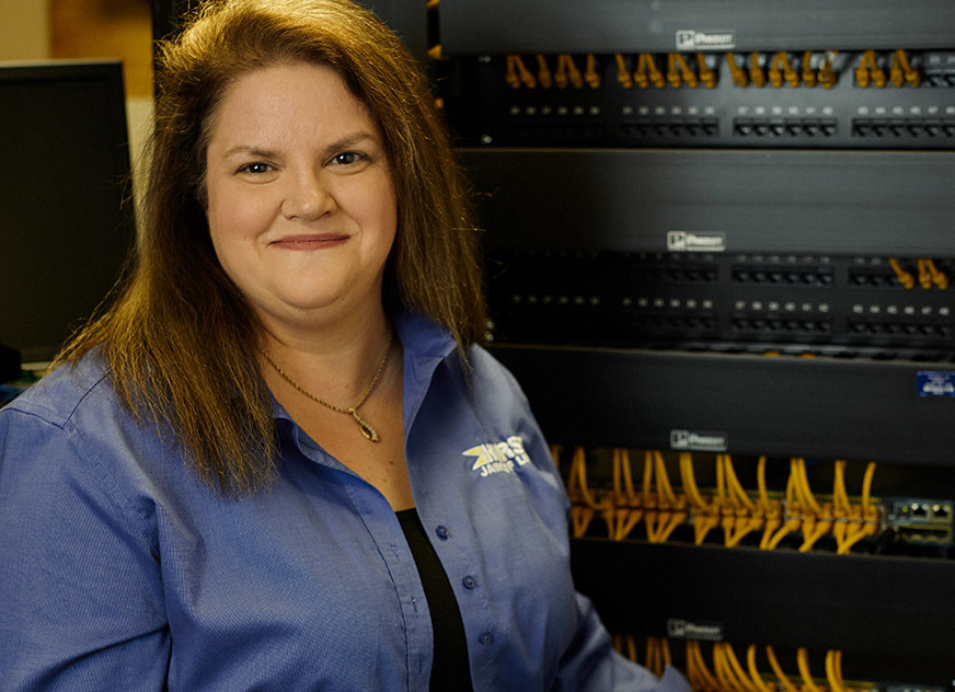 Behind the Tools: Lori Cain