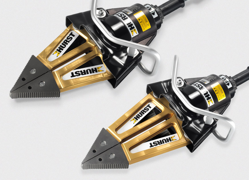 HURST Jaws of Life® Announces New Diamond Tips for ML-28 and KL-32 Spreaders