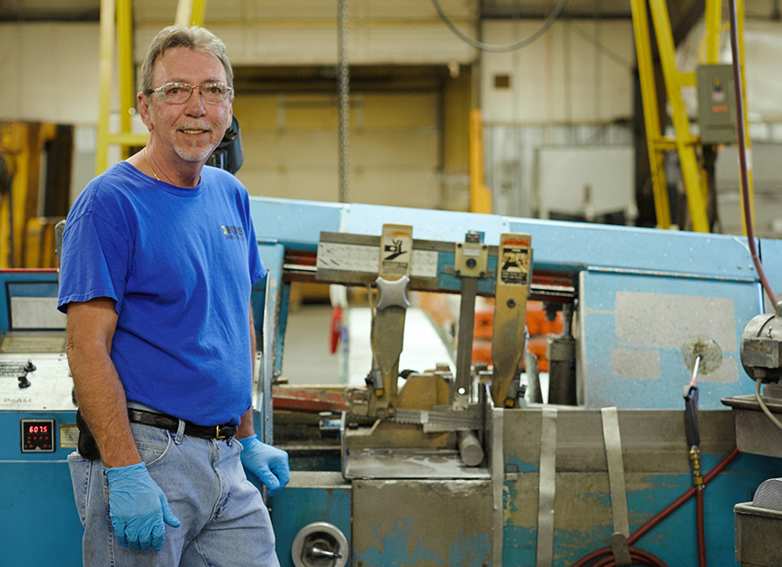 Behind the Tools: Louis Peterson