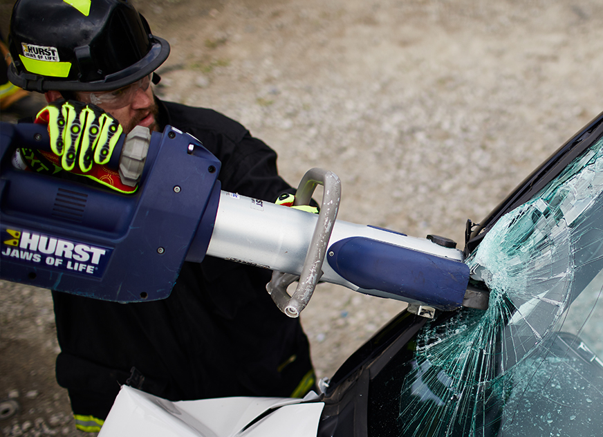 HURST Jaws of Life® Introduces Lighter, Stronger and Faster eDRAULIC 2.0