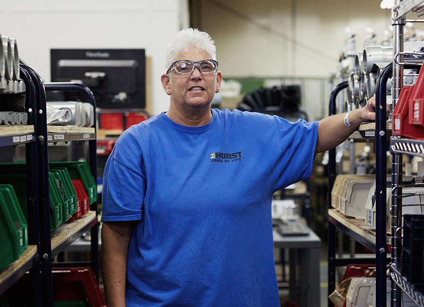 Behind the Tools: Tracy Hicks